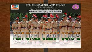 NCC Booklet