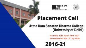 Placement Cell Booklet