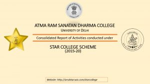 Star College Booklet